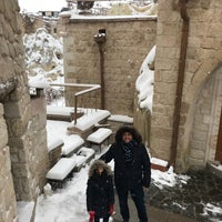 1/26/2018 tarihinde Isil O.ziyaretçi tarafından Tafoni Houses Cave Hotel'de çekilen fotoğraf