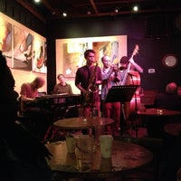 Photo taken at The Laughing Goat by Melissa M. on 4/3/2013