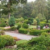 Photo taken at Katholischer Friedhof by Евгений М. on 8/28/2014