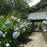 Photo taken at 麻綿原天拝園 (妙法生寺) by haggy on 7/7/2013