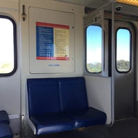 Photo taken at MDT Metrorail - Dadeland North Station by Roman P. on 1/25/2015