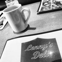 Photo taken at Lenny's Deli by Rayne Z. on 9/28/2013