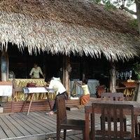 Photo taken at Sensi Paradise Resort by Stacey L. on 2/4/2013