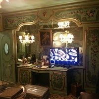 Photo taken at The Gritti Palace, Venice by Chutz P. on 7/20/2013