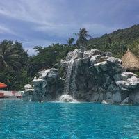 Photo taken at Koh Tao Cabana by Jo J. on 8/23/2016