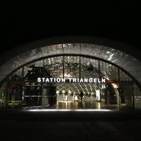 Photo taken at Station Triangeln (J) by Al T. on 5/12/2013