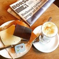 Photo taken at Kaffeplantagen by Yunus Emre B. on 12/17/2014