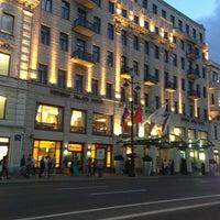 Снимок сделан в Corinthia Hotel St.Petersburg пользователем Кристи В. 6/23/2013
