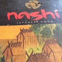 Foto tirada no(a) Nashi Japanese Food | 梨 por Daniel N. em 1/20/2013