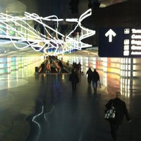 Photo taken at Concourse C by Wendy F. on 2/9/2013