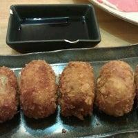 Photo taken at Kokeshi by DevilRabbit R. on 10/26/2011