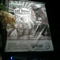Photo taken at Brewers Beer Garden by iqbal k. on 4/14/2013