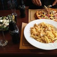 Photo taken at Papsi Pizza by Yok A. on 4/17/2013
