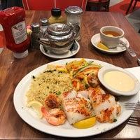 Das Foto wurde bei Junior's Restaurant von Patrick M. am 2/4/2018 aufgenommen