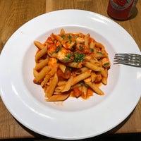 Foto scattata a Barilla Restaurants da Patrick M. il 3/30/2018