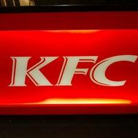 Photo taken at KFC by Tania N. on 1/26/2013