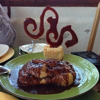 Photo taken at Restaurante La Sabina by JuanMa B. on 4/9/2013