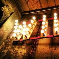 Photo taken at Mahogany Bar by María on 10/3/2012