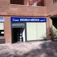 Photo taken at Escuela Nautica Argos by Angel P. on 6/20/2013