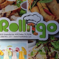 Photo taken at Rollngo by Coby C. on 5/4/2014