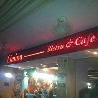 Foto tirada no(a) Cimino Bistro & Café por Yüxel A. em 7/20/2013