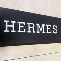 Photo taken at Hermès by Pannaluck J. on 10/10/2012