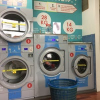 Photo taken at SN Villa Laundry & Dry Cleaning by Hafis F. on 10/29/2017