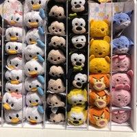 Photo taken at Disney store by Anusha K. on 11/24/2017