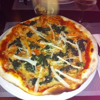 Photo taken at Pizzeria Aquila by Bo👑 on 11/2/2013