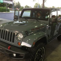 Photo taken at Leith Chrysler Jeep by Hai T. on 6/1/2013