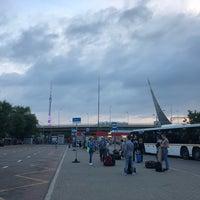 Снимок сделан в Автостанция ВДНХ пользователем Irina N. 7/21/2018