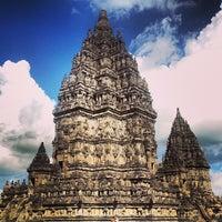 Photo taken at Candi Prambanan (Prambanan Temple) by Mariya M. on 6/28/2013