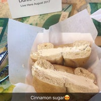 Photo taken at Bloomington Bagel Company by Joud A. on 7/17/2017