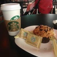 Photo taken at Starbucks by Мария Ж. on 1/8/2013