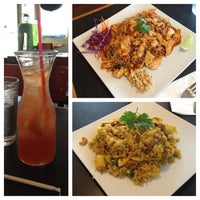 Photo taken at Rice and Spice Thai Cuisine by Karen H. on 5/27/2013