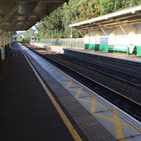 Photo taken at Beeston Railway Station (BEE) by Maher A. on 9/26/2014