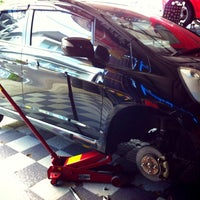 Photo taken at Jogja Speed Auto Care by Deonny C. on 7/19/2013
