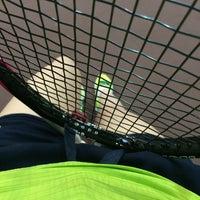 Photo taken at Теннисный корт TETRA by Maryna A. on 2/14/2016