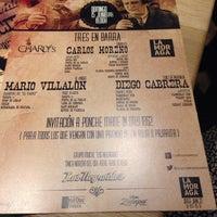 Photo taken at Charly's Bar by Álvaro M. on 6/15/2014