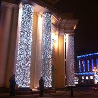 Снимок сделан в Касса Мариинского театра пользователем Анастасия К. 1/11/2013