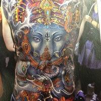 Photo taken at Tattoos Adam•A'dam by Antonina💐💐💐 G. on 7/29/2013