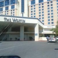 Photo taken at The Westin Las Vegas Hotel, Casino & Spa by Yesik S. on 4/24/2013