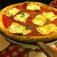 Photo taken at Lombardi's Coal Oven Pizza by Ashley Y P. on 3/19/2013