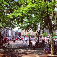 Photo taken at Friedensplatz by Christoph G. on 6/16/2013