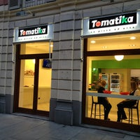 Photo taken at Tomatika by Ed M. on 1/7/2013