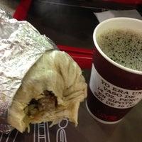 Photo taken at Sipote Burrito by Meli Espitia G. on 1/25/2013