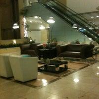 Photo taken at Hotel Santo Domingo by Mario P. on 12/24/2012