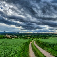Photo taken at spain, landscape by Vitaliy B. on 9/17/2014