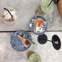 Photo taken at Coffee Tree by Mai_Chotirose🍃 on 4/7/2018