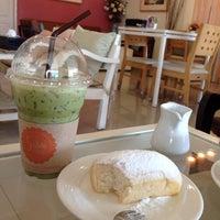 Photo taken at สบายเบเกอรี่ by Mai_Chotirose🍃 on 7/18/2014